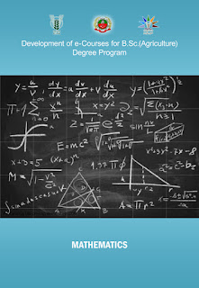 Mathematics ICAR E course Free PDF Book Download e krishi shiksha