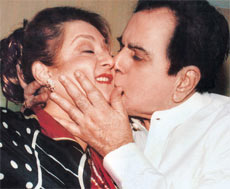 DIlip Kumar Saira Bano Wedding Images