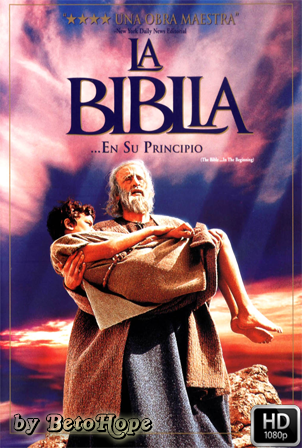 La Biblia En El Principio [1080p] [Latino-Ingles] [MEGA]