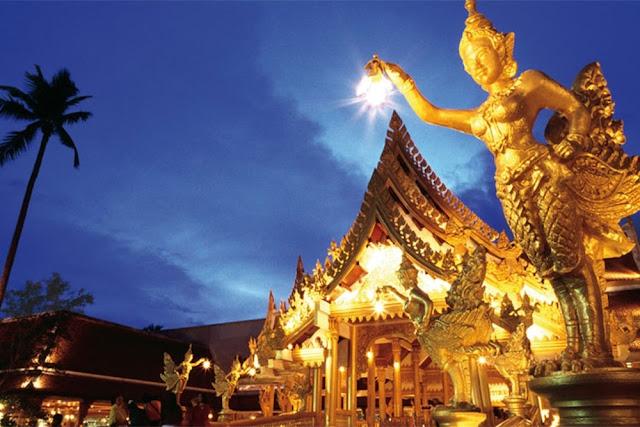 معالم تايلند