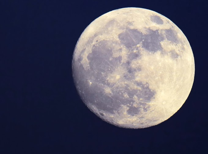 US Set To Experience Rare Full Blue Moon This Halloween