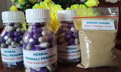 Herbal Kembali Perawan : Cara Kembali Perawan Secara Alami dan Aman