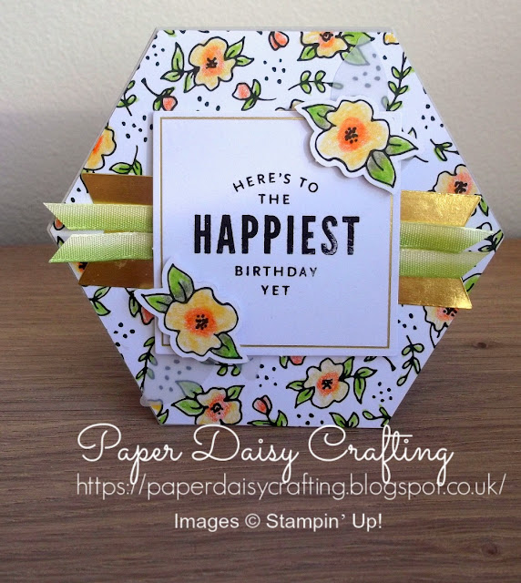 Lots of Happy card kit from Stampin' Up