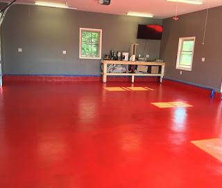 Oxide Flooring