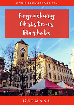 Regensburg Christmas Markets. Regensburg Christkindlesmarkt. Is the Regensburg Christmas Market worth visiting? Regensburg Germany Christmas Markets. #Regensburg #Germany #xmas #Christmas #ChristmasMarket