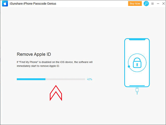 remove Apple ID without Find My iPhone on