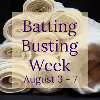 batting busting week 2020 Patterns by Jen