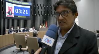 os vereadores precisam ter calma e dar tempo a secretaria de Saúde de Guarabira. afirma Gerson do gesso.