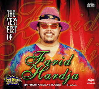 Farid Hardja Ft Lucky Resha - Ini Rindu ( Karaoke )