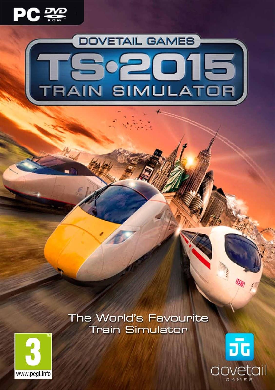 Microsoft Train Simulator Free Download - Fever of Games