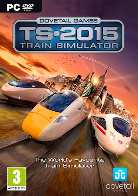 Train Simulator 2015 Game Free Download
