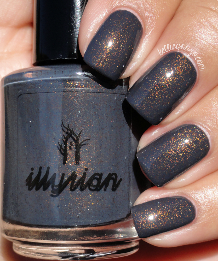 Illyrian Polish Gold Lion