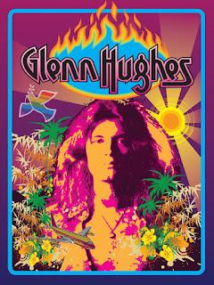 Glenn Hughes poster