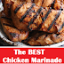 The BEST Chicken Marinade