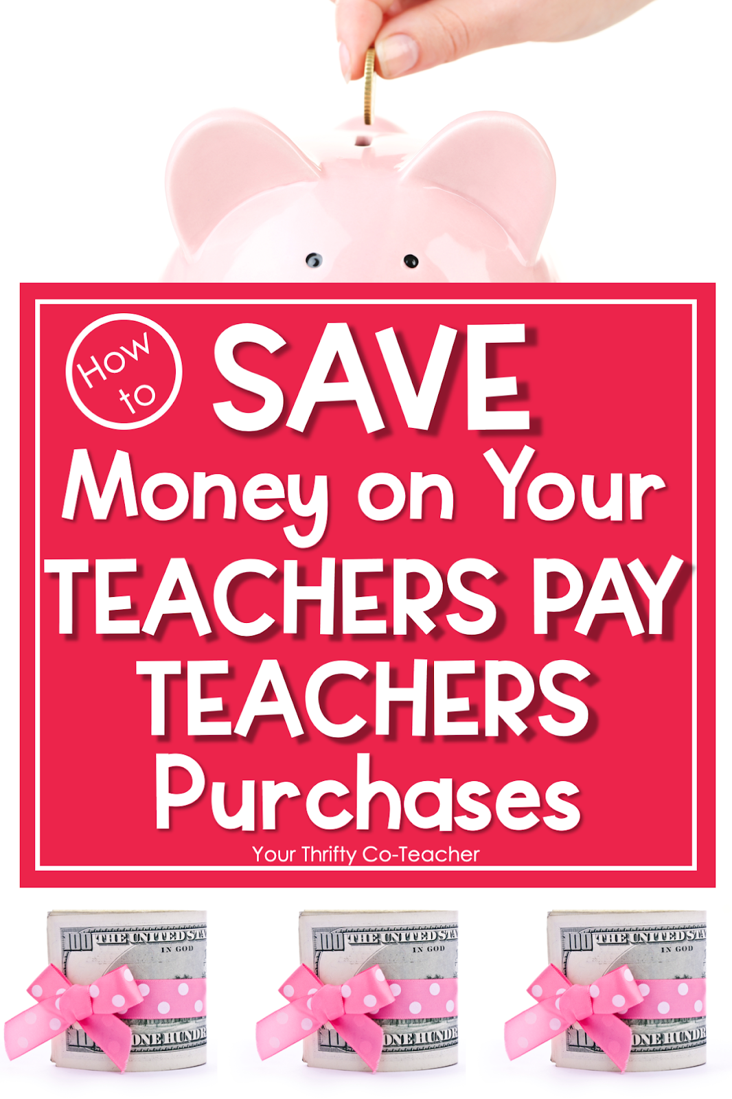 Teachers Pay Teachers Promo Codes Not Needed To Save Money Here S How Your Thrifty Co Teacher
