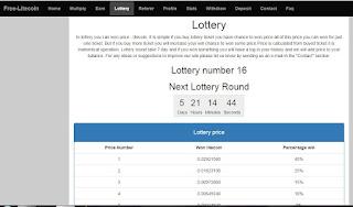 شرح موقع Free-litecoin  لجمع عملة الليت كوين Litecoin 2019