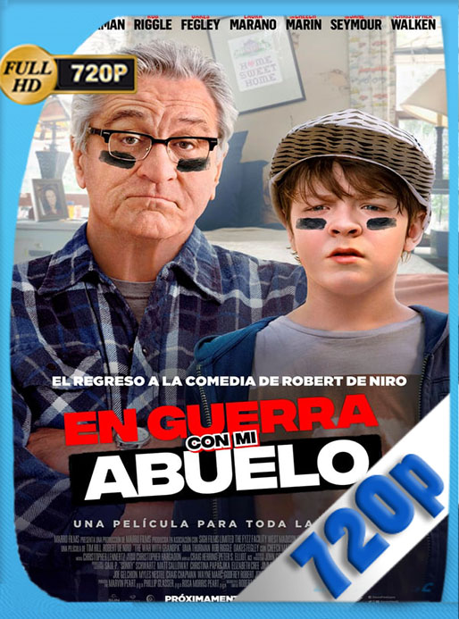 En Guerra con mi Abuelo (2020) HD 720p Latino [GoogleDrive] [tomyly]
