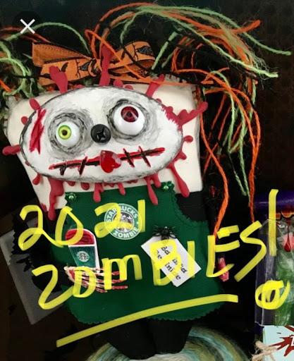Mad Men Zombie Doll Swap