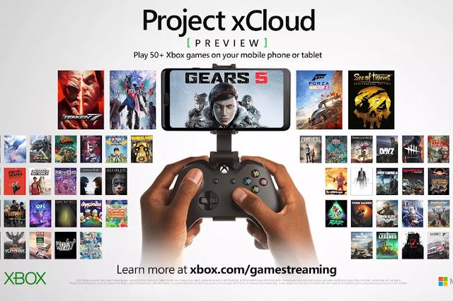Microsoft agrega 15 juegos más a Project xCloud