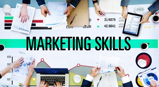 skills needed for marketing mastery
