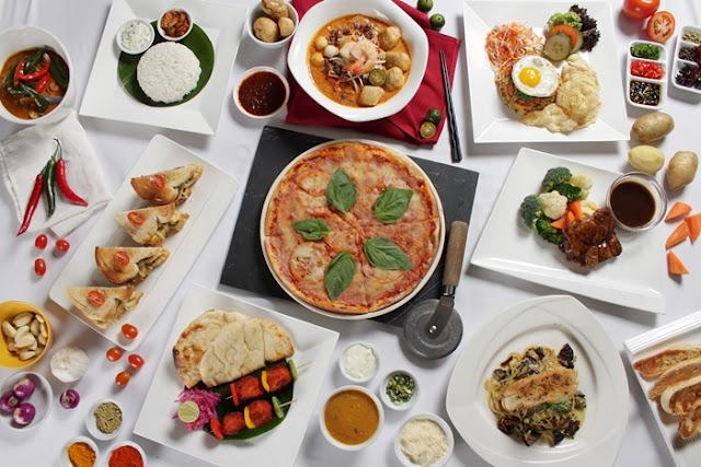 NEW! 8 Affordable A La Carte Menu @ Sunway Putra Hotel Kuala Lumpur