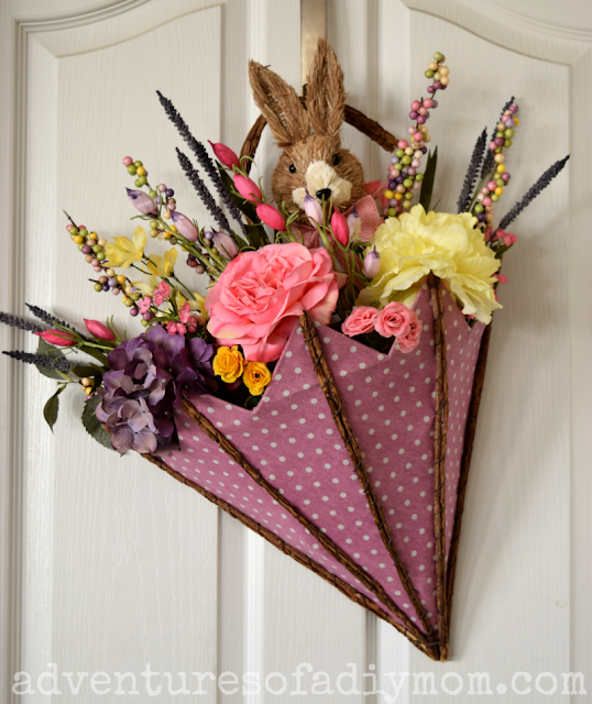 Spring/Easter Decoration for Front Door