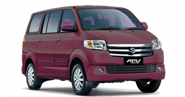 Jenis Mobil APV