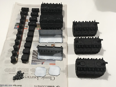 Munitorum Armored Containers WIP