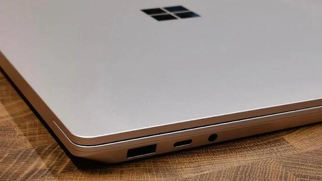 12. Microsoft Surface Laptop 3