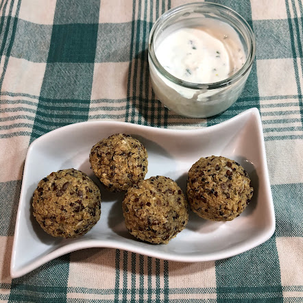 Boulettes vegan au quinoa