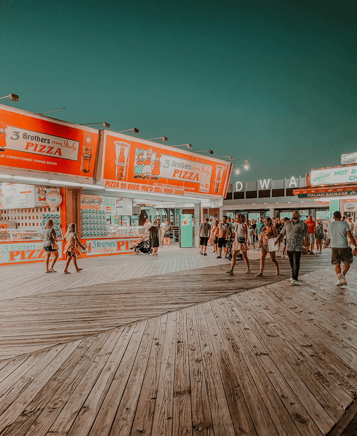 Seaside Heights Boardwalk - Seaside Heights Boardwalk Rides - Seaside Heights NJ Boardwalk - Seaside Heights Boardwalk Hours - Seaside Heights Boardwalk Tickets - Things to do in Seaside Heights, NJ – Seaside Heights Attractions