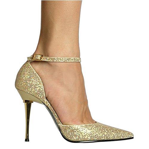Wedding By Designs: Ellegant Gold Bridal Shoes