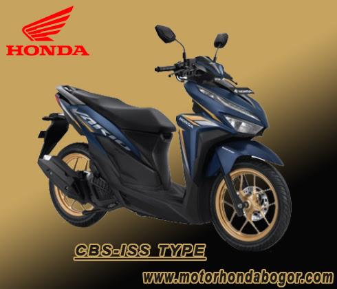 Brosur Motor Honda Vario 125 Bogor