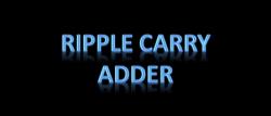 Ripple-carry-adder