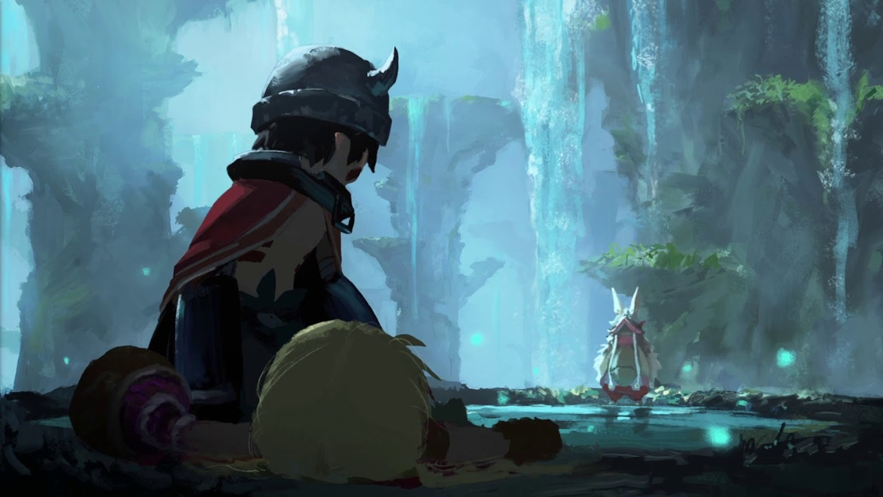 Made in Abyss wallpaper