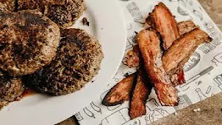 Köttfärsbiffar klassiskt recept