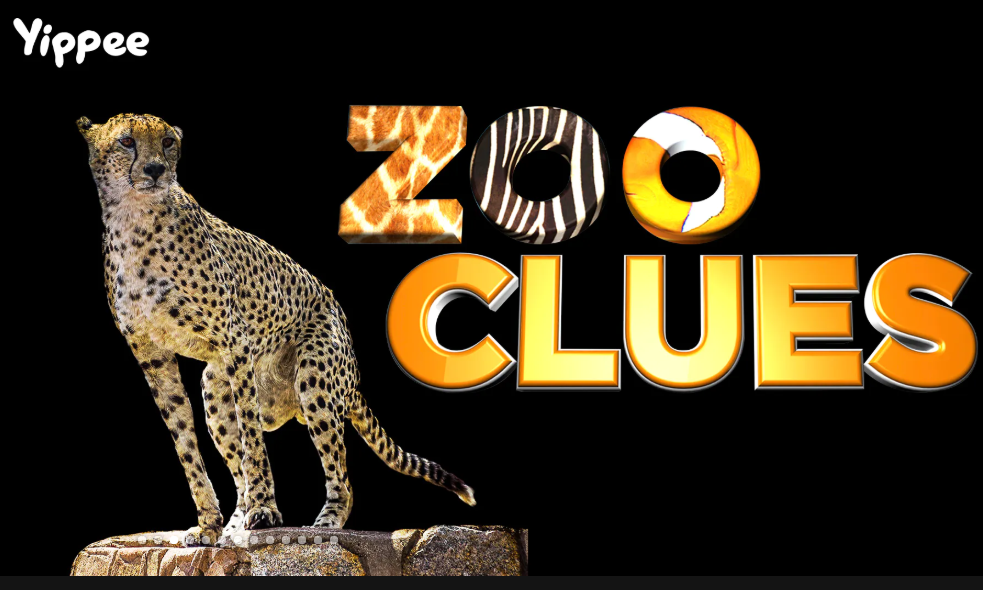 Zoo Clues on Yippee #ad