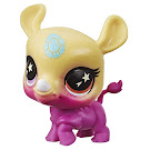 Littlest Pet Shop Lucky Pets Lucky Pets Glow-in-the-Dark Eyes Beachie (#No#) Pet