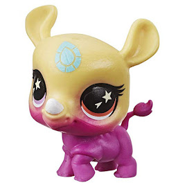 LPS Lucky Pets Lucky Pets Glow-in-the-Dark Eyes Beachie (#No#) Pet