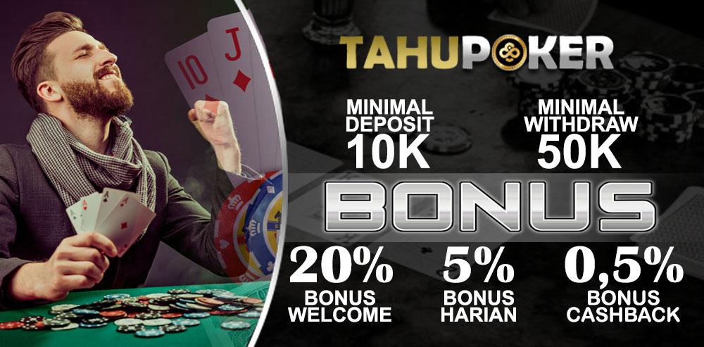 Tahupoker Idn Poker Poker Online Bandar Ceme Online