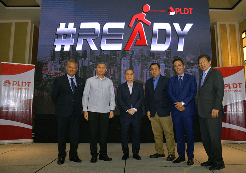 "PLDT launches ""Smart City"" for LGUs"