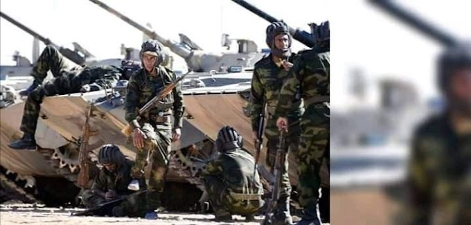 AHORA | Fuerzas marroquíes se retiran hacia Mauritania.