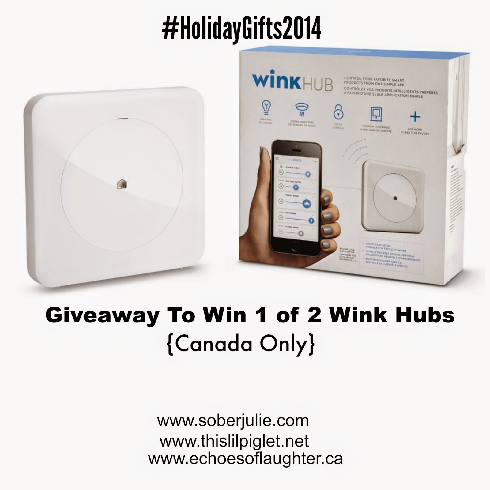 Home Depot Holidays and a Giveaway! #HolidayGifts2014 - Sober Julie