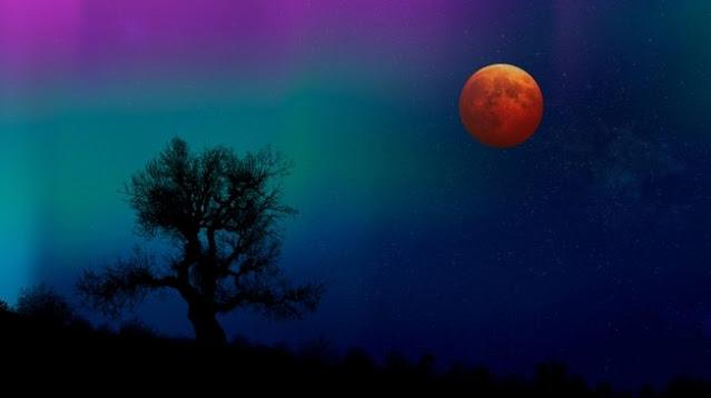 Gerhana Bulan Total Malam Ini Bisa Disaksikan Langsung dengan Mata
