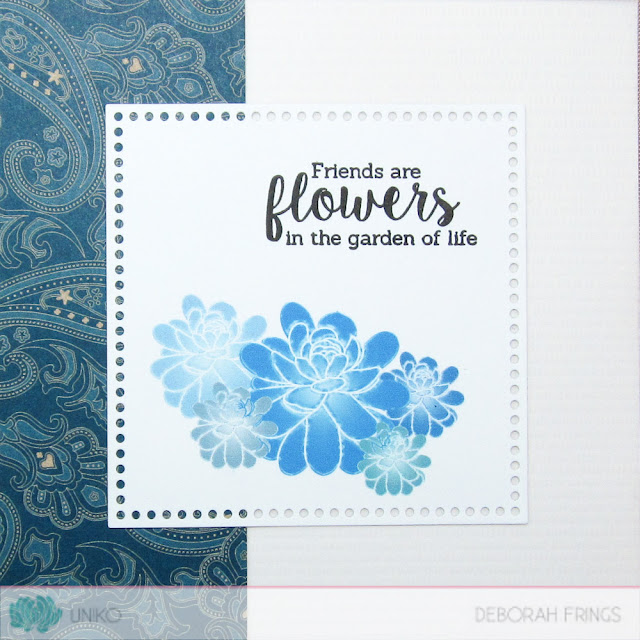Friends are flowers - photo by Deborah Frings - Deborah's Gems