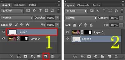 Cara seleksi gambar dengan pen tool