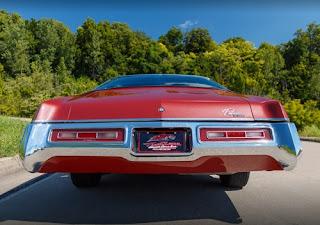 1970 Buick Riviera Gran Sport GS Rear