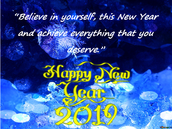 Happy New Year Quotes 2019 27