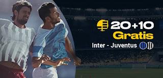 bwin promo Inter vs Juventus 6-10-2019