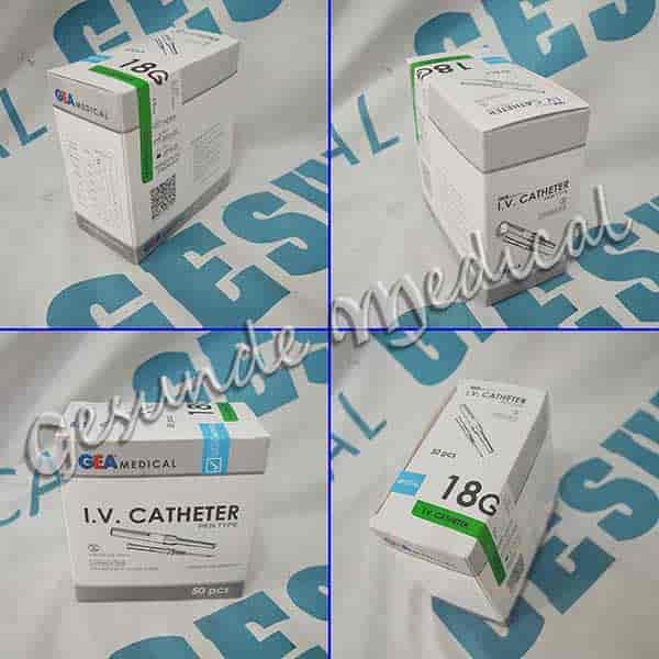 toko cannula catheter pen type